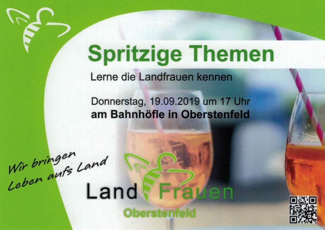 Landfrauen After-Work Treff 19092019