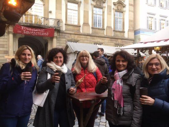 Ausflug auf den Weihnachts- und Mittelaltermarkt nach Esslingen