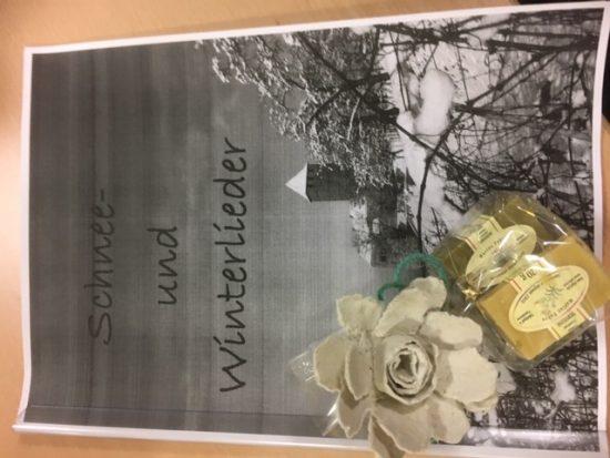 Winterfest im Kleeblatt Pflegeheim