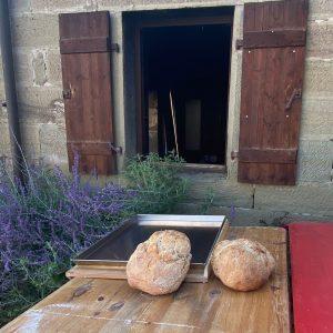 Opa Uwe ˋs Brot (Teig über Nacht in Kühlschrank)